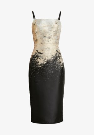 MIDI PLACEMENT - Vestito elegante - black