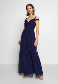 Little Mistress - MAXI - Suknia balowa - navy - 0
