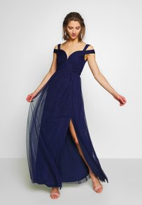 Little Mistress - MAXI - Suknia balowa - navy