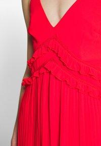 Little Mistress - PLEATS - Vestito elegante - salsa - 4