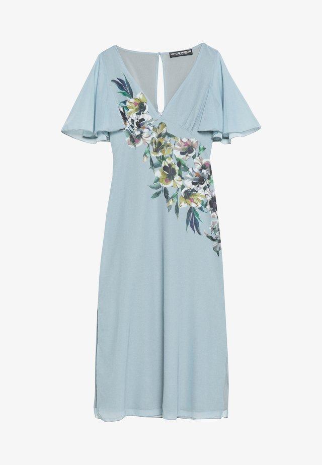 MIDAXI PRINT - Společenské šaty - pistachio