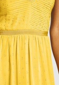 Little Mistress - Vestido de fiesta - yellow - 5
