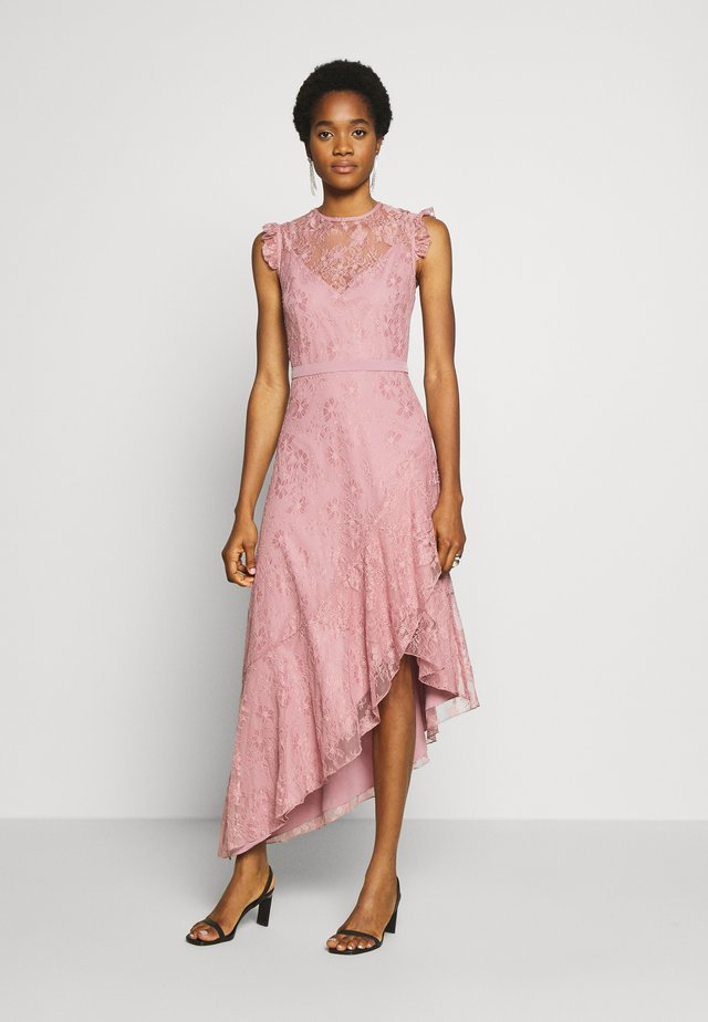 Occasion wear - dusty blush