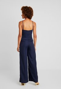 Little Mistress - Overall / Jumpsuit /Buksedragter - navy - 2