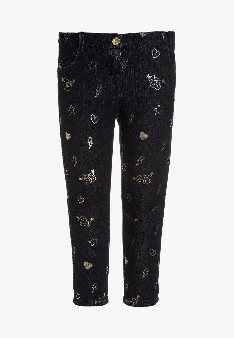 Little Marc Jacobs - Slim fit jeans - denim blue