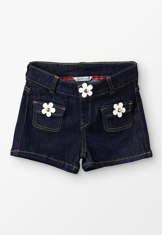 Jeansshorts - denim blue