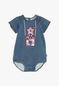 Little Marc Jacobs - OVERALL BABY - Tuta jumpsuit - blue - 0