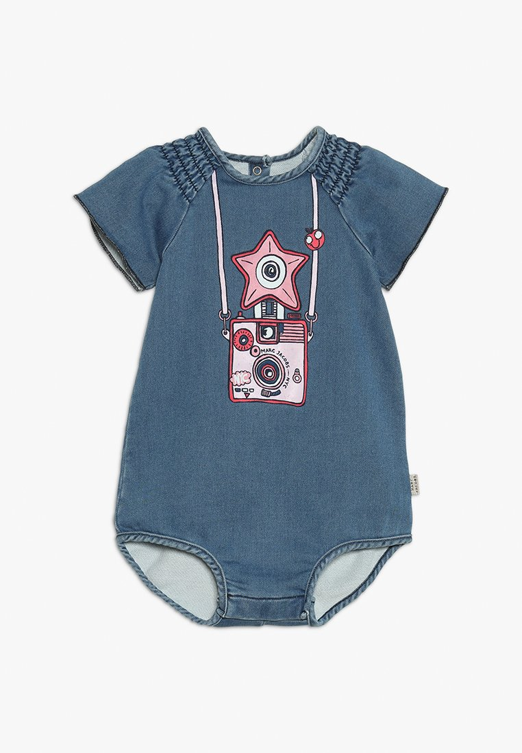 Little Marc Jacobs - OVERALL BABY - Jumpsuit - blue
