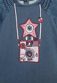 Little Marc Jacobs - OVERALL BABY - Tuta jumpsuit - blue - 4