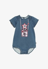 Little Marc Jacobs - OVERALL BABY - Tuta jumpsuit - blue - 3