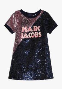 Little Marc Jacobs - Koktejlové šaty/ šaty na párty - dark blue/light pink - 0