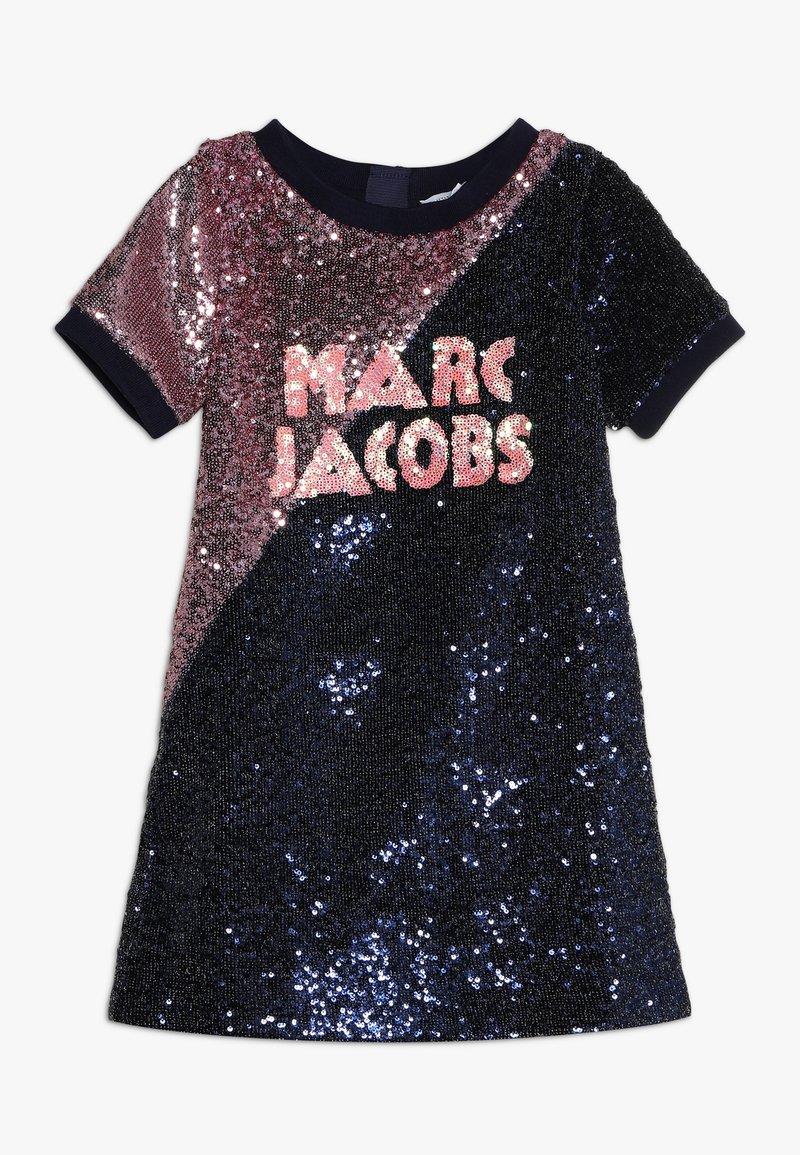 Little Marc Jacobs - Koktejlové šaty/ šaty na párty - dark blue/light pink