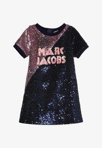 Little Marc Jacobs - Koktejlové šaty/ šaty na párty - dark blue/light pink - 3
