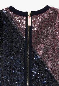 Little Marc Jacobs - Koktejlové šaty/ šaty na párty - dark blue/light pink - 2