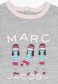 Little Marc Jacobs - DRESS BABY - Jerseykjoler - chine grey - 4