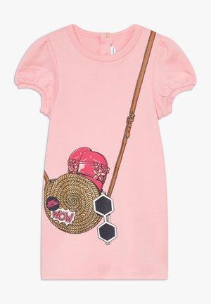 DRESS BABY - Žerzejové šaty - rasberry
