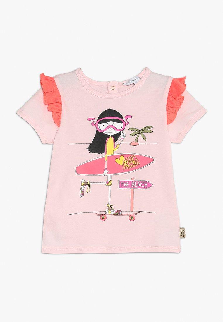 Little Marc Jacobs - T-shirts print - marshmallow