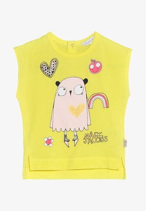 BABY - Print T-shirt - gelb