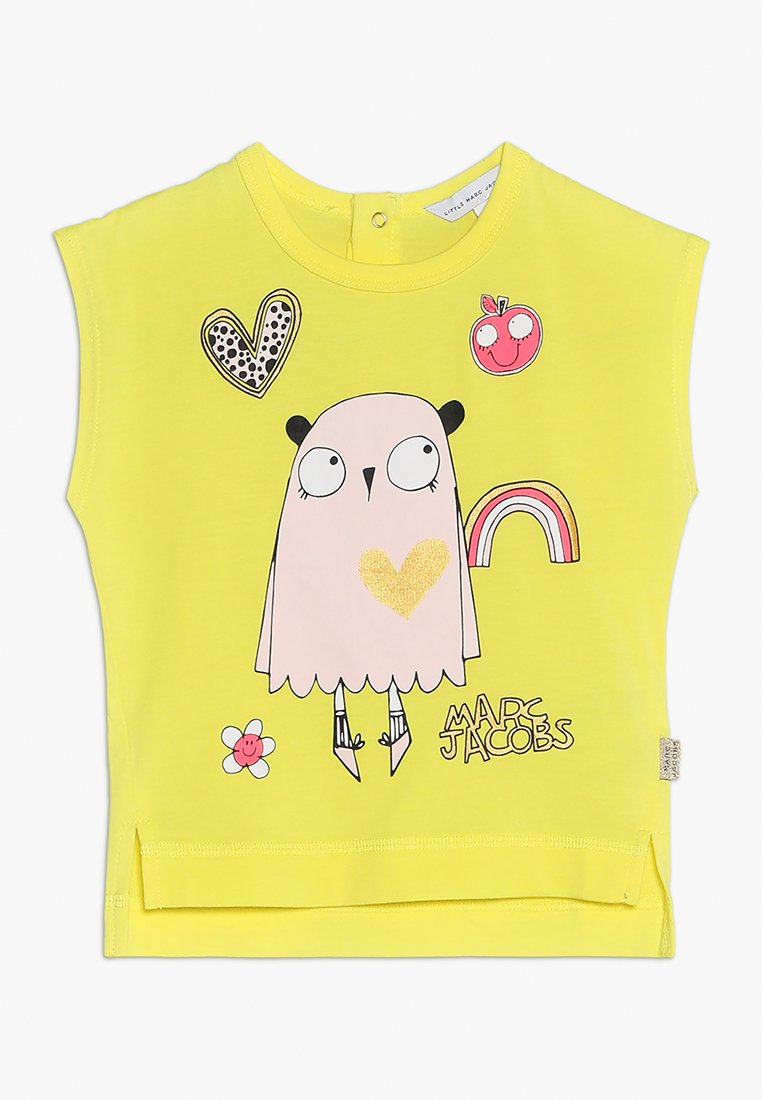 Little Marc Jacobs - BABY - T-shirts med print - gelb