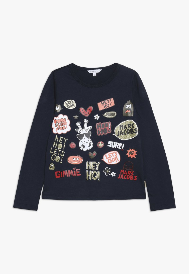 Little Marc Jacobs - Long sleeved top - marine