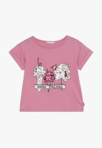 Little Marc Jacobs - T-shirts print - pink - 0
