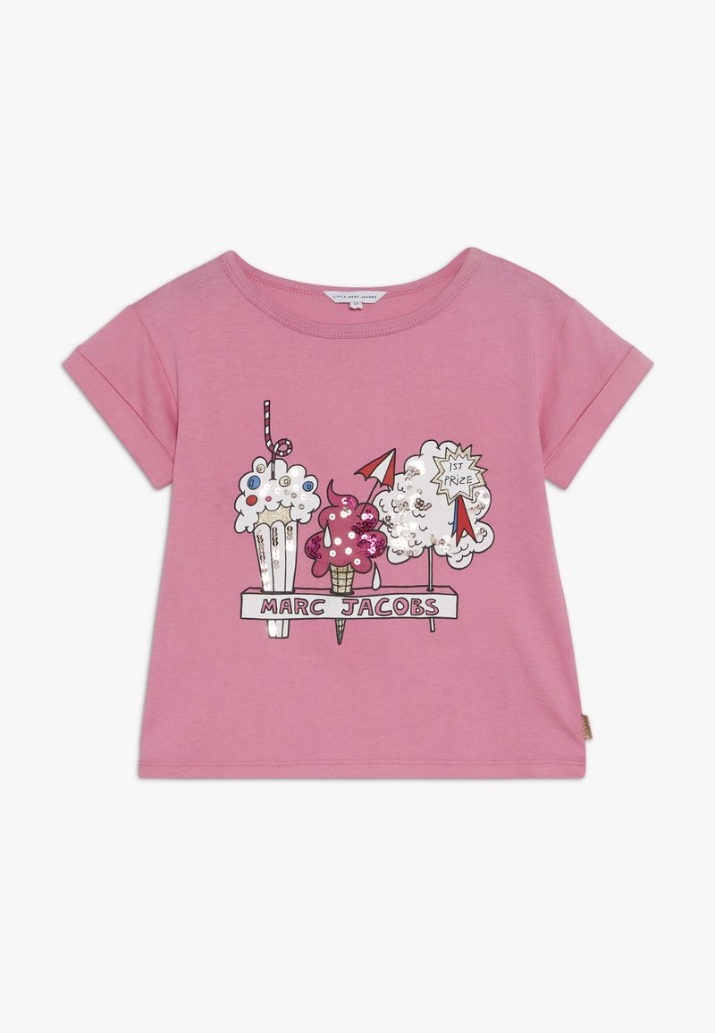 Little Marc Jacobs - T-shirts print - pink