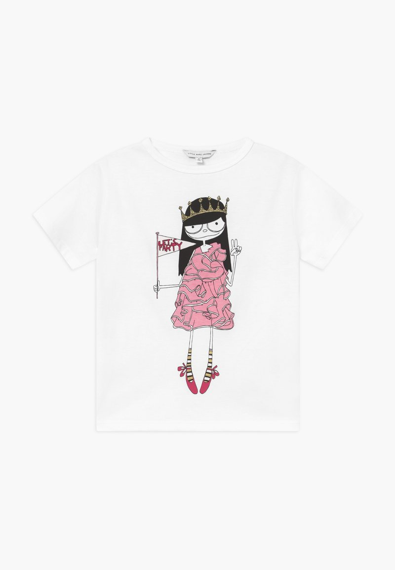 Little Marc Jacobs - T-shirts print - white