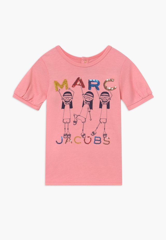 BABY - T-shirt con stampa - rasberry