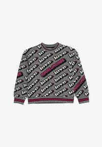 Little Marc Jacobs - Sweatshirt - grau/rosa - 2