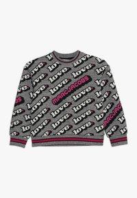 Little Marc Jacobs - Sweatshirt - grau/rosa - 0