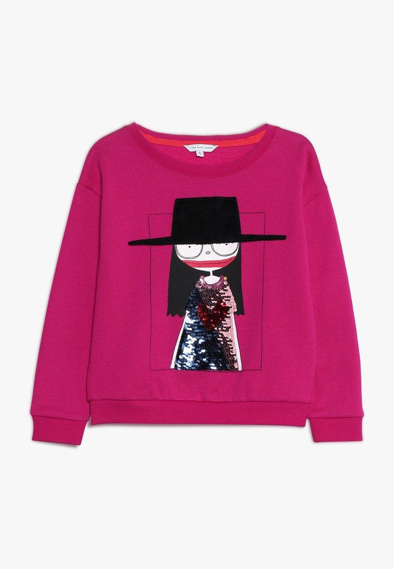 Little Marc Jacobs - Sweatshirt - fuchsia