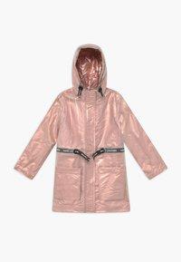 Little Marc Jacobs - RAIN COAT - Impermeable - pink copper - 0