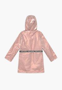 Little Marc Jacobs - RAIN COAT - Impermeable - pink copper - 1