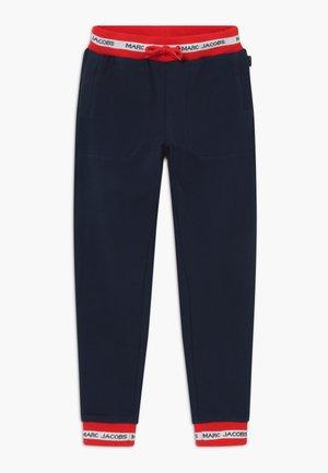 BOTTOMS - Pantalones deportivos - navy