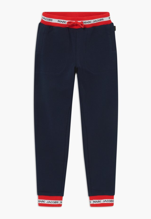 BOTTOMS - Pantalon de survêtement - navy