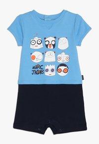 Little Marc Jacobs - KOMBISHORT BABY - Jumpsuit - hellblau/dunkelblau - 0