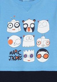 Little Marc Jacobs - KOMBISHORT BABY - Jumpsuit - hellblau/dunkelblau - 5