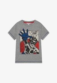 Little Marc Jacobs - T-shirts print - chine grey - 2
