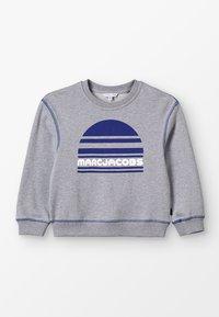 Little Marc Jacobs - Sweatshirt - mottled grey - 0