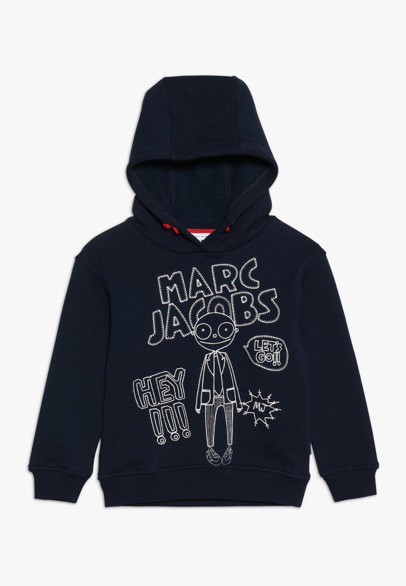 Little Marc Jacobs - Sweatshirt - marine