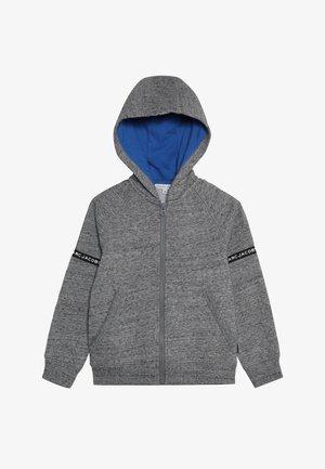 Bluza rozpinana - grau