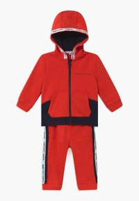 Little Marc Jacobs - BABY - Trainingsanzug - red/blue navy - 0
