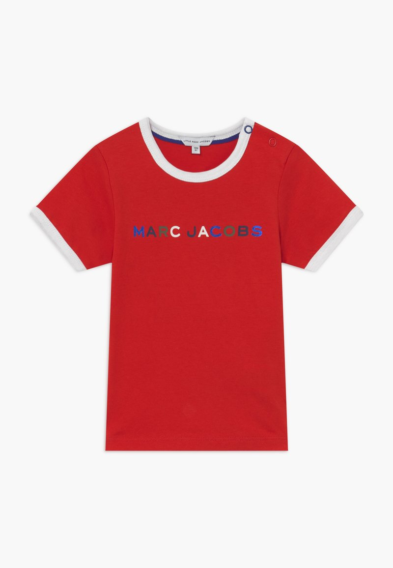 Little Marc Jacobs - BABY - T-shirts print - bright red