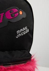 Little Marc Jacobs - Zaino - schwarz/rose - 2