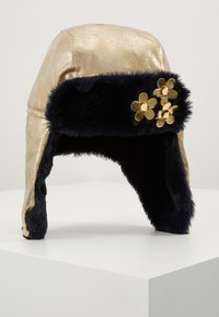 Little Marc Jacobs - CHAPKA - Beanie - light gold - 1