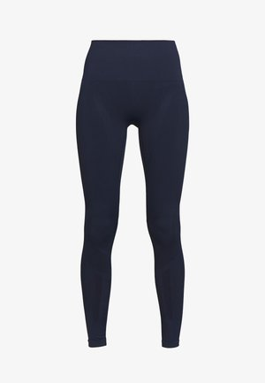 EIGHT EIGHT LEGGING - Punčochy - navy