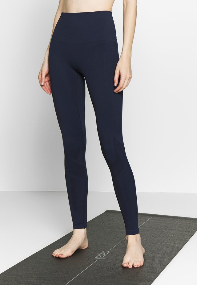 EIGHT EIGHT LEGGING - Tights - navy