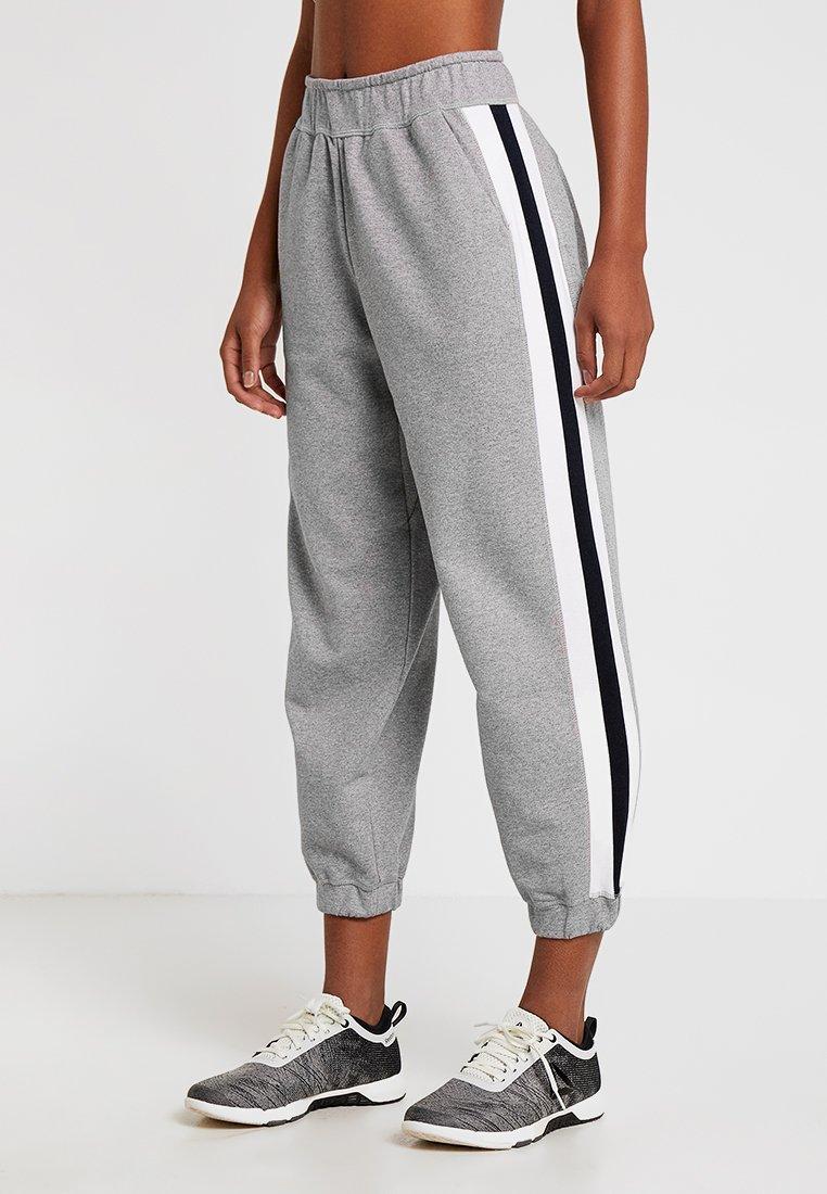 LNDR - HORIZON TRACKPANT - Pantalones deportivos - grey marl