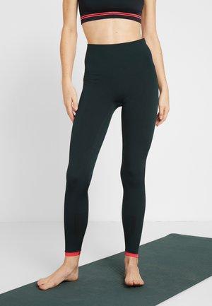COSMOS LEGGING - Collants - dark khaki