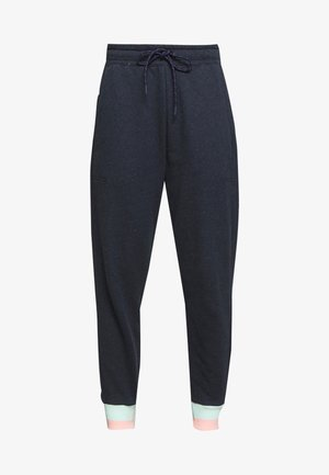 TROUBLE TRACKPANT - Joggebukse - navy marl
